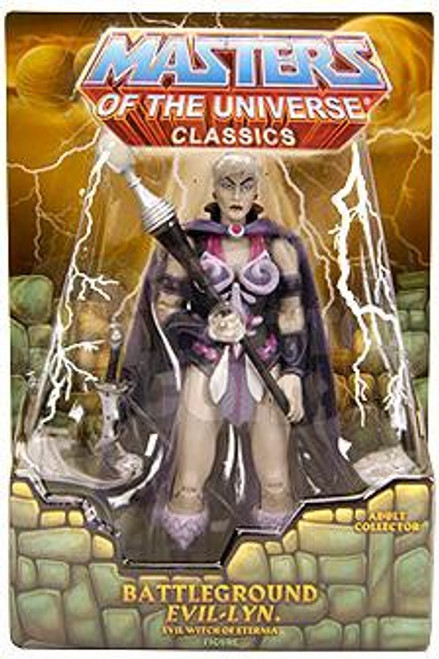 Masters of the Universe Classics Club Eternia Evil-Lyn Exclusive Action Figure [Battleground]