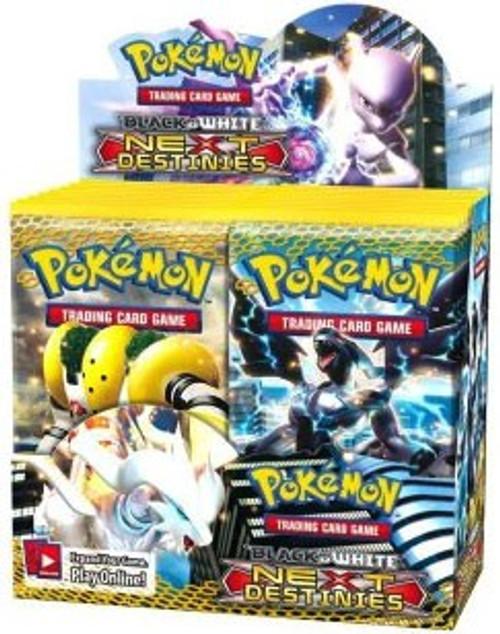 Pokemon Black & White Next Destinies Booster Box [36 Packs] [Sealed]