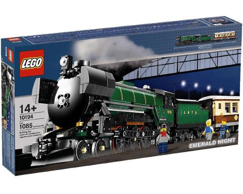 LEGO Emerald Night Set #10194