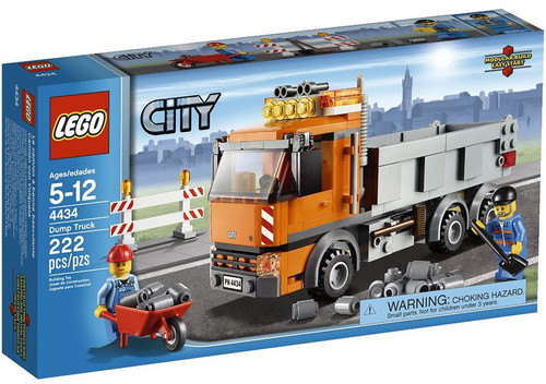 LEGO City Tipper Truck Set #4434