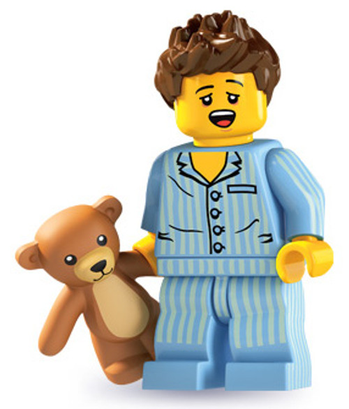 LEGO Minifigures Series 6 Sleepyhead Minifigure [Loose]