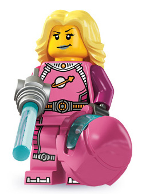 LEGO Minifigures Series 6 Intergalactic Girl Minifigure [Loose]