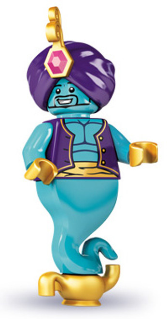 LEGO Minifigures Series 6 Genie Minifigure [Loose]