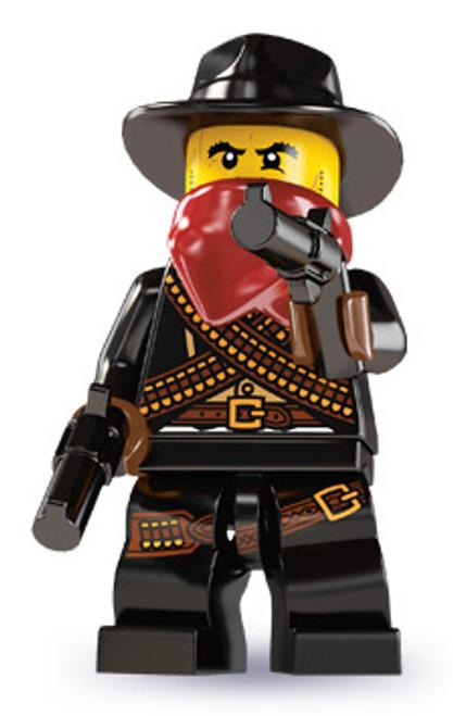 LEGO Minifigures Series 6 Bandit Minifigure [Loose]