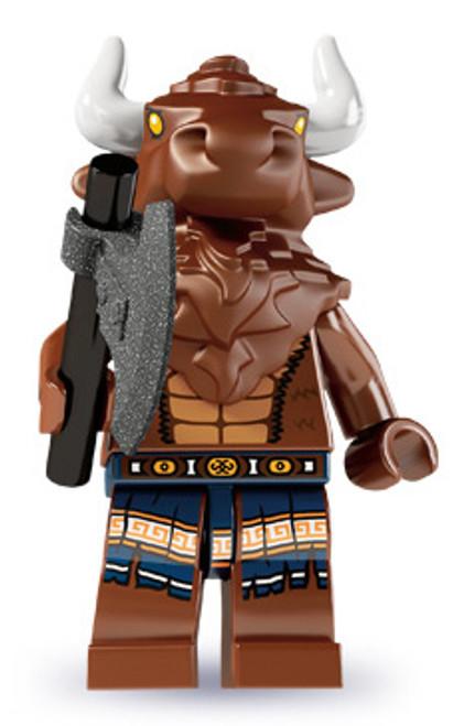 LEGO Minifigures Series 6 Minotaur Minifigure [Loose]