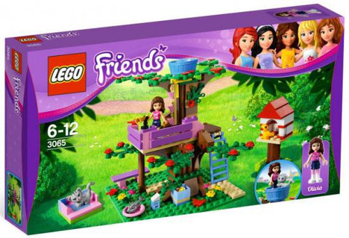 LEGO Friends Olivia's Tree House Set #3065