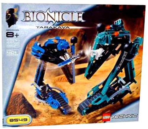LEGO Bionicle Tarakava Set #8549 [Damaged Package]
