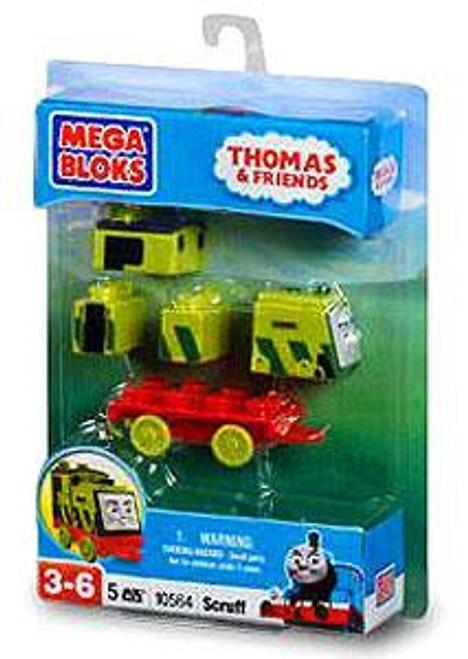 Mega Bloks Thomas & Friends Scruff Set #10564