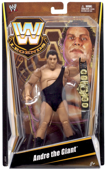 WWE Wrestling Legends Andre the Giant Exclusive Action Figure