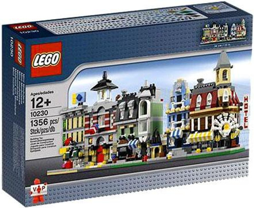 LEGO Exclusives Mini Modulars Exclusive Set #10230