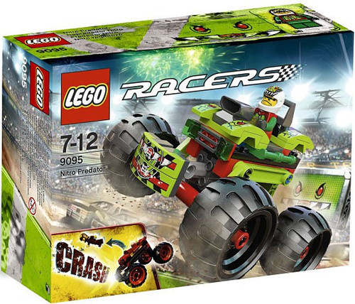 LEGO Racers Nitro Predator Set #9095