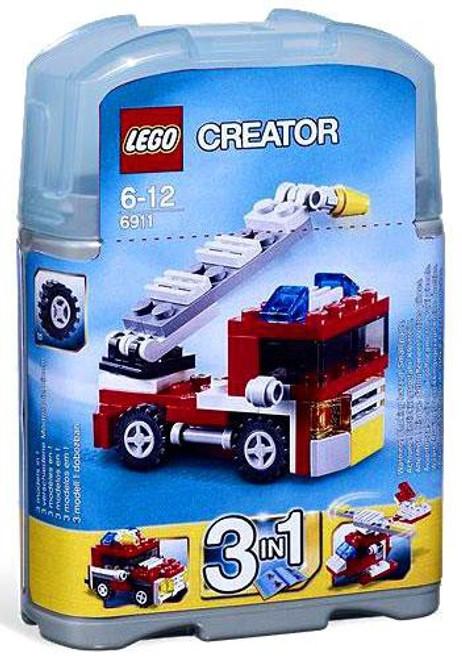 LEGO Creator Mini Fire Truck Set #6911