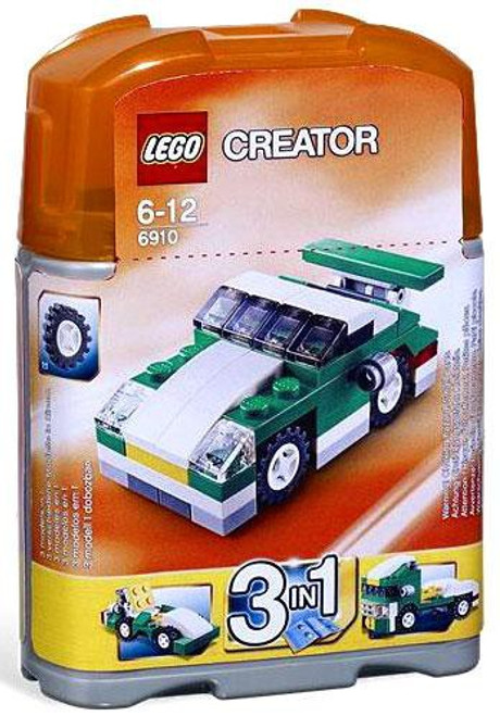LEGO Creator Mini Sports Car Set #6910