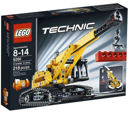 LEGO Technic Crawler Crane Set #9391