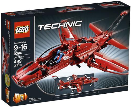 LEGO Technic Jet Plane Set #9394