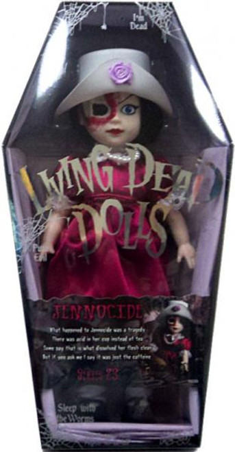 Living Dead Dolls Series 23 Jennocide Doll