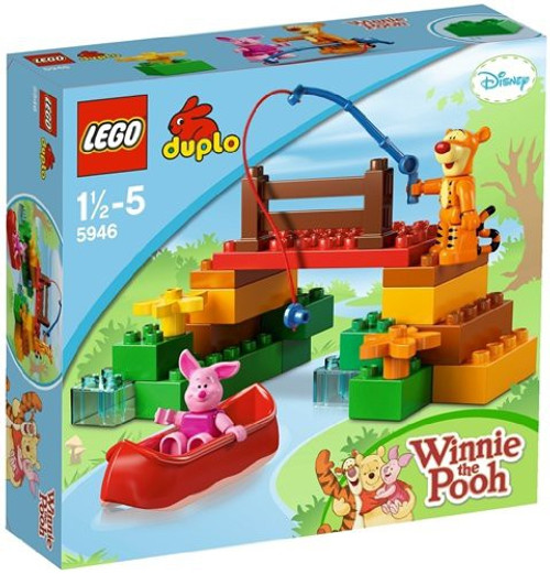 LEGO Duplo Winnie the Pooh Tigger's Expedition Set #5946