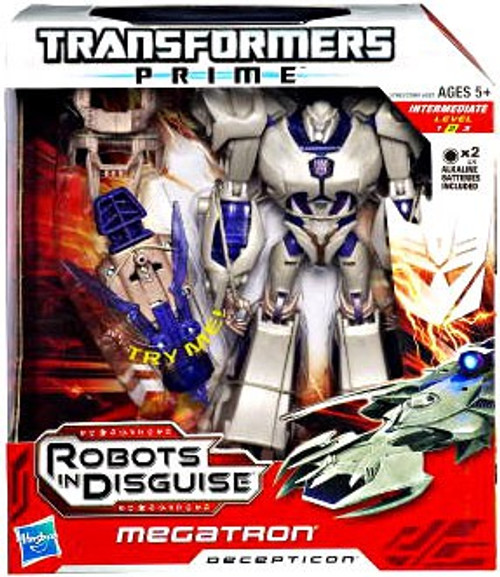 Transformers Prime Robots in Disguise Megatron Voyager Action Figure