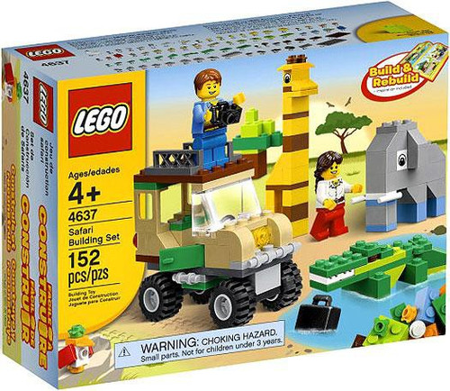 LEGO Safari Building Set #4637