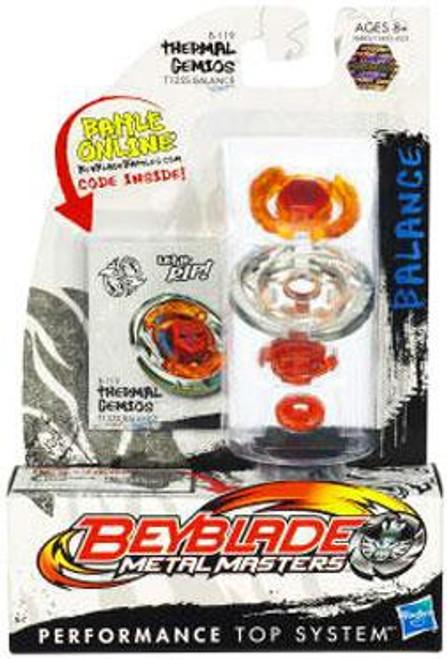 Beyblade Metal Masters Thermal Gemios Single Pack BB-119
