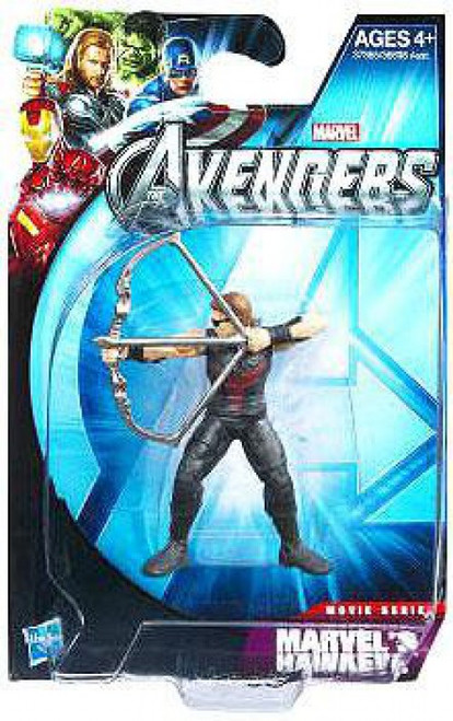 Marvel Avengers Movie Series Hawkeye Action Figure