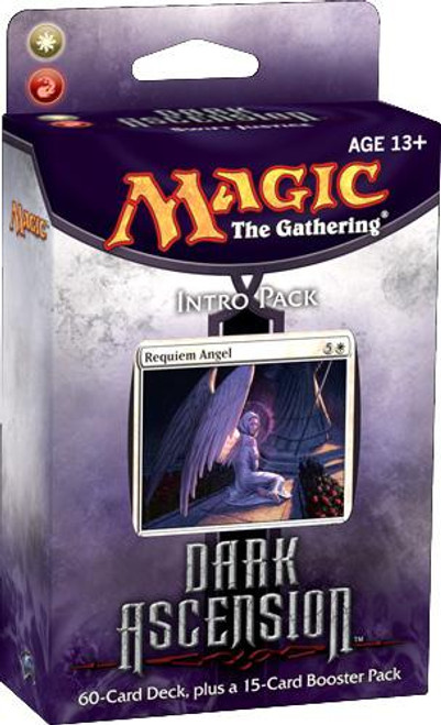 MtG Dark Ascension Swift Justice Intro Pack [Sealed Deck]