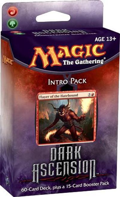 MtG Dark Ascension Monstrous Surprise Intro Pack [Sealed Deck]