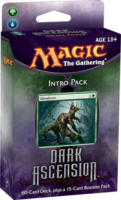 MtG Dark Ascension Grave Power Intro Pack [Sealed Deck]