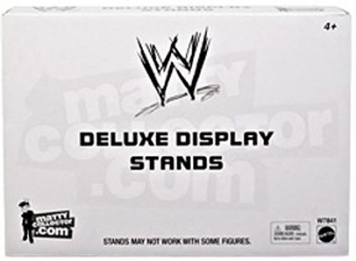 WWE Wrestling Deluxe Figure Display Stands