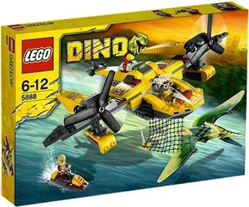 LEGO Dino Ocean Interceptor Set #5888