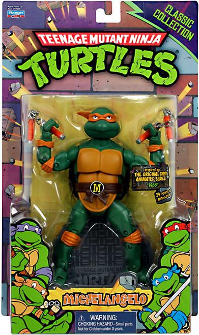 Teenage Mutant Ninja Turtles Classics Series Michelangelo Action Figure [Damaged Package]
