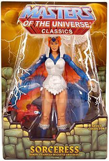 Masters of the Universe Classics Club Eternia Sorceress Exclusive Action Figure
