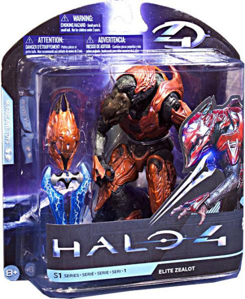 McFarlane Toys Halo 4 Series 1 Elite Zealot Action Figure