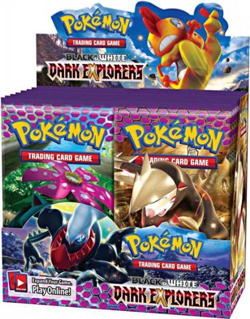 Pokemon Black & White Dark Explorers Booster Box [36 Packs] [Sealed]
