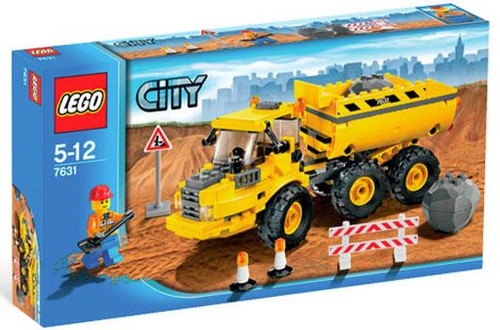 LEGO City Dump Truck Set #7631 [Damaged Package]