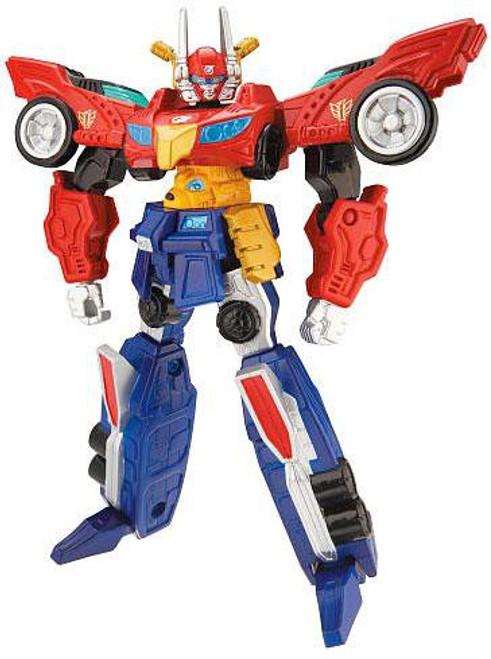 Power Rangers RPM Retrofire Series High Octane Megazord Action Figure