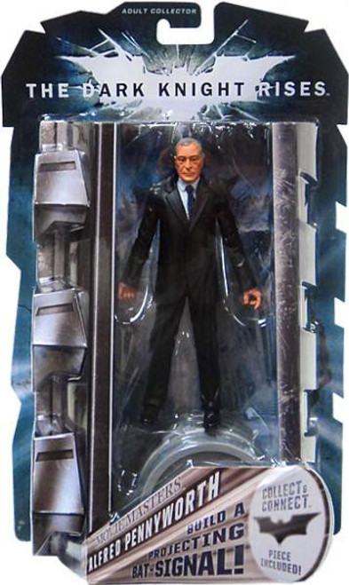 Batman The Dark Knight Rises Alfred Pennyworth Action Figure