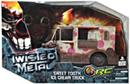 Twisted Metal Sweet Tooth Ice Cream Truck R/C Vehicle