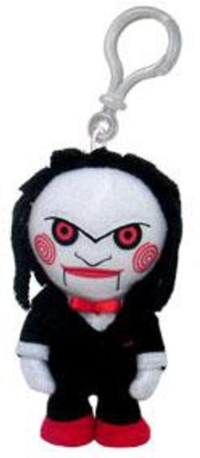 Creepy Cuddlers Saw Puppet Plush Clip On