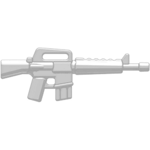 BrickArms Weapons M16 2.5-Inch [White]