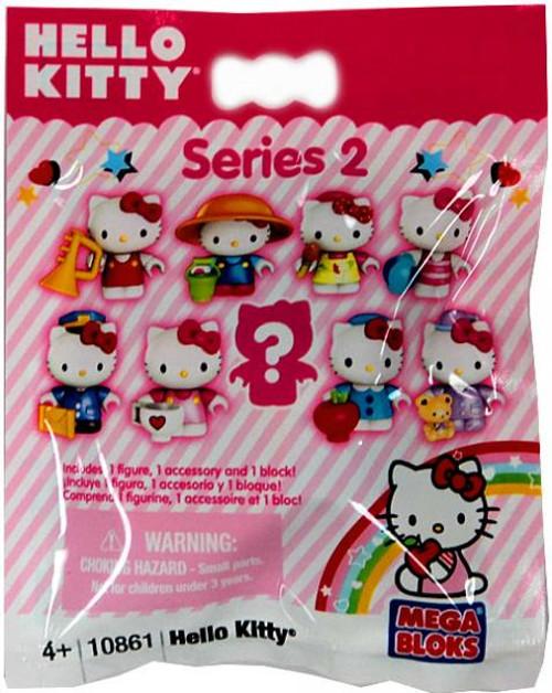 Mega Bloks Hello Kitty Series 2 Minifigure Mystery Pack #10861