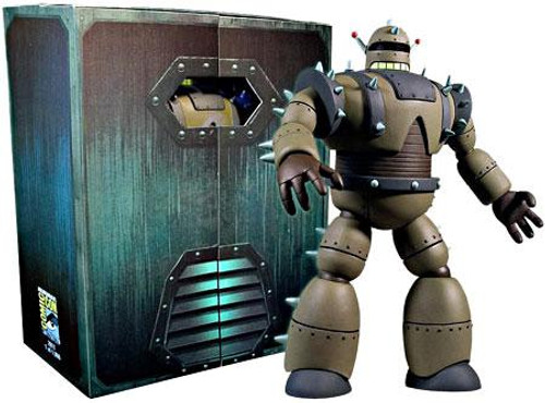 Futurama Destructor Exclusive Figure