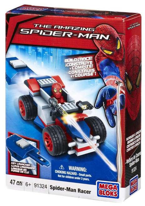 Mega Bloks Amazing Spider-Man Spider-Man Racer Set #91324