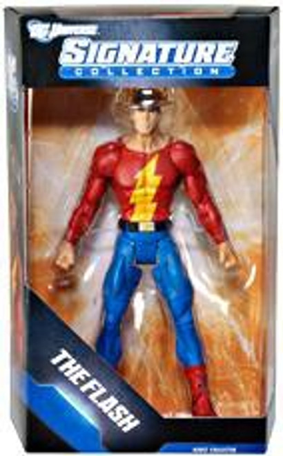 DC Universe Club Infinite Earths Signature Collection The Flash Exclusive Action Figure [Golden Age]