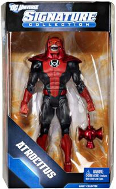 DC Universe Club Infinite Earths Signature Collection Atrocitus Exclusive Action Figure