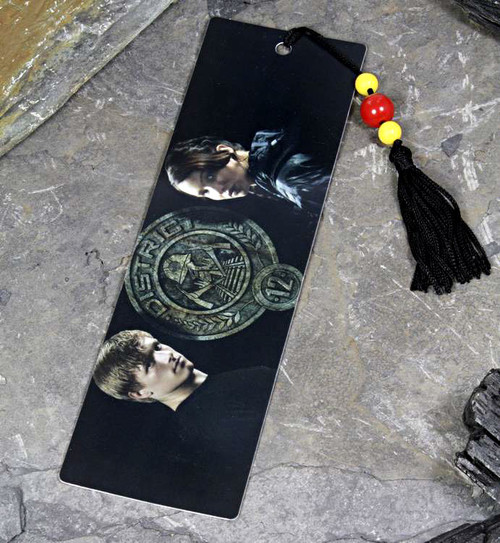 NECA The Hunger Games Katniss & Peeta Bookmark
