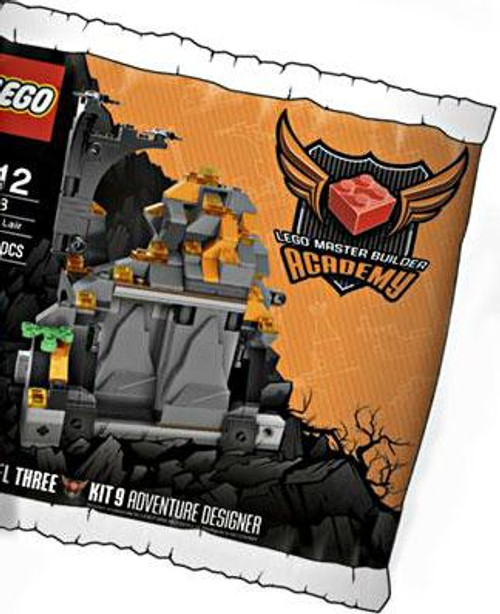 LEGO Master Builder Academy MBA Dark Lair - Adventure Designer Set #20208 [Kit 9]
