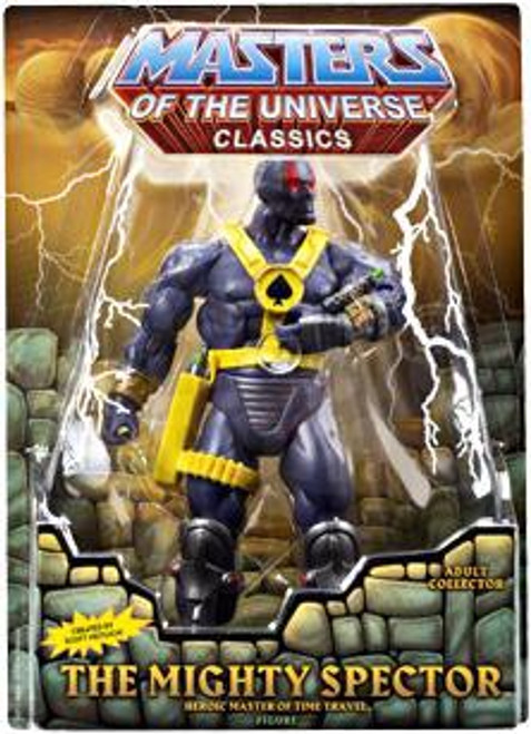 Masters of the Universe Classics Club Eternia The Mighty Spector Exclusive Action Figure