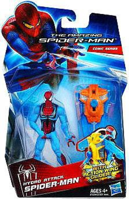 The Amazing Spider-Man Comic Series Hydro Attack Spider-Man Action Figure