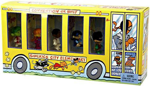 DC Tiny Titans Exclusive 1 1/2-Inch Mini Figure Set